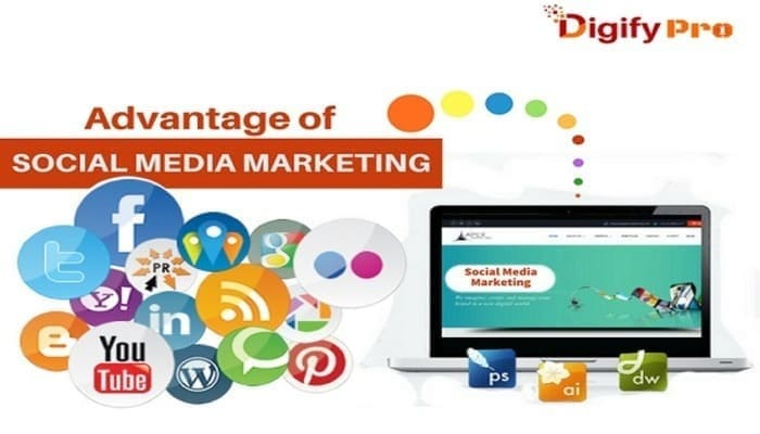 Advantage of Social Media Marketing for Your Business