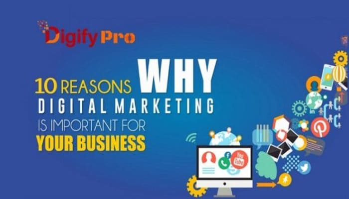 What is Digital Marketing and Why Digital Marketing is Important for Your Business